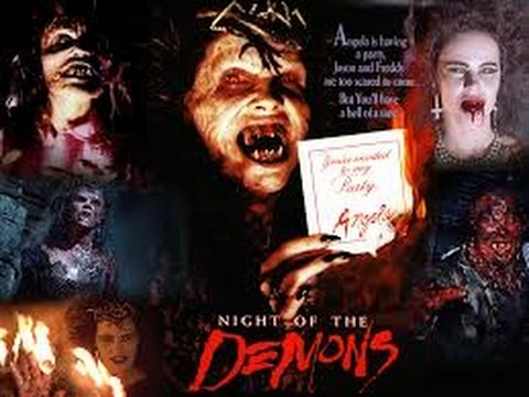 Night of the Demons 1988 720p BluRay x264 YIFY from YouTube · Duration:  1 hour 30 minutes 7 seconds