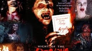 Night of the Demons 1988 720p BluRay x264 YIFY