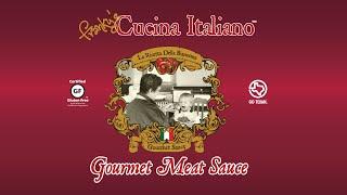 Franky's Cucina Italiano Gourmet Meat Sauce