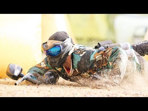 Pro paintball - Edmonton Impact - RAW Practice for Dallas NXL - From Inside the Net