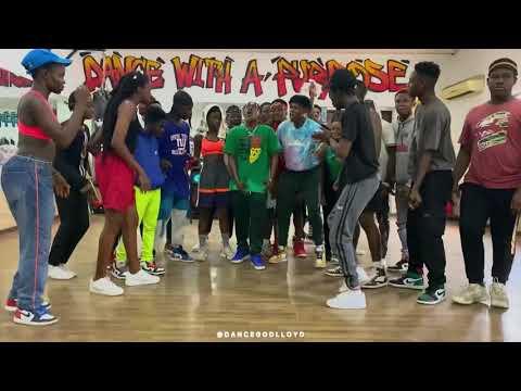 These two Changed the Ghana Dance Industry | Dancegodlloyd x Afrobeast | Dwp Academy