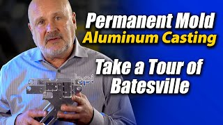 Aluminum Castings and zinc alloy permanent mold castings - Batesville Castings