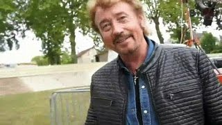 Interview de Johnny Rock, sosie officiel de Johnny Hallyday...