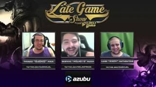 Late Game Show #23 C/ Kaov - Bloco 2: Circuito Desafiante