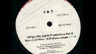 Old School Beats Big Apple Production Vol II