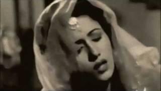 mehfil mein jal uthi shamma .. lata mangeshkar ..film nirala 1950