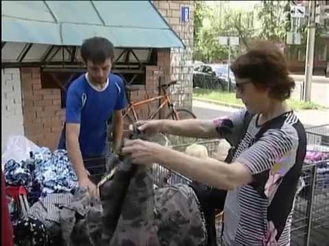 Уличных продавцов не пугают штрафы за торговлю в неположенных местах