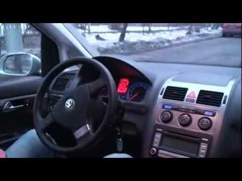 Тест-драйв Volkswagen Touran [Бачинский и Стиллавин] 11.12.07 ч.1