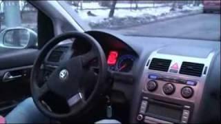 Тест-драйв Volkswagen Touran [Бачинський і Стіллавін] 11.12.07 1 ч.