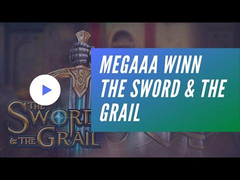 MEGAAA WINN - The Sword & The Grail