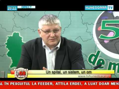 HUNEDOARA IN 50 de minute - Bende Barna - 3 aprilie 2013