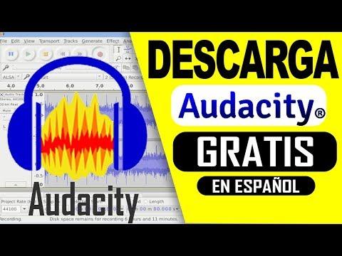 DOWNLOAD Audacity 2019 in Spanish | WINDOWS - MAC | 32 and 64 bits