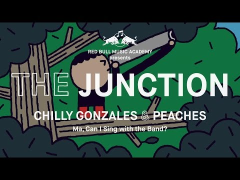 The Junction - Chilly Gonzales & Peaches | Red Bull Music Academy
