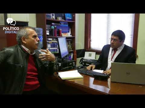 Exclusivo:Fiscal Abia Arrieta habla sobre los generales involucrados en caso