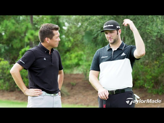 How GAPR Can Help Amateurs With Jon Rahm | TaylorMade Golf