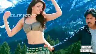 Kajal agarwal navel kiss complition very hot