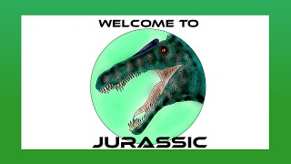 Welcome to Jurassic