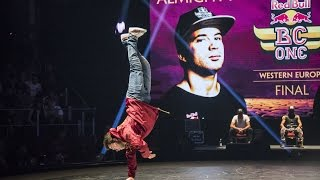 Valo VS Bruce Almighty - Red Bull BC One Western Europe Final 2015