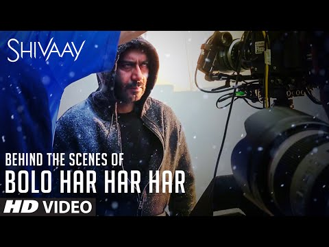 "Making of ""BOLO HAR HAR HAR"" Video Song 