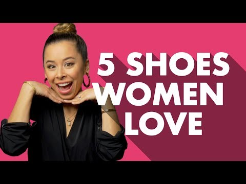 5 Men's Shoe Styles Women Love