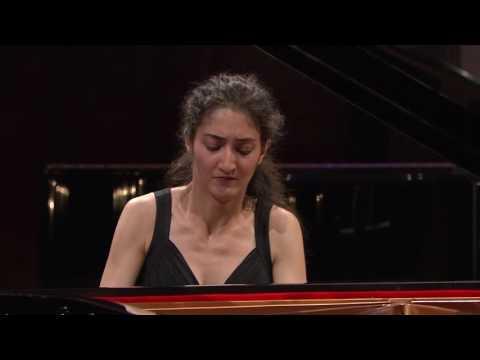 Hélène Tysman – Waltz in A flat major, Op. 42 (second stage, 2010)