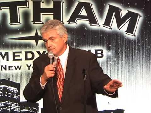 TONY ROMEO Gotham Comedy Club...