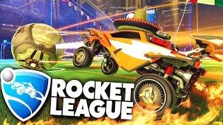 Rocket League - Жесткая схватка!