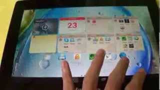 Lenovo S6000 Tablet Unboxing - Lenovo Tablet PC Ideatab S6000-H