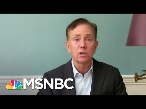 'We're Ready To Go,' Expects Vaccine Delivery As Early As This Weekend   Stephanie Ruhle   MSNBC