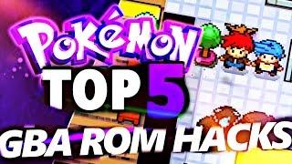 TOP 5 Super Hack Roms de Pokemon