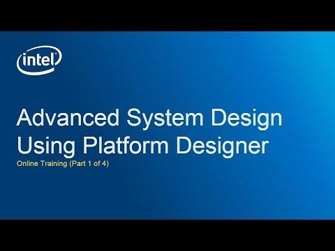 Advanced system design using platform designer component system advanced system design using platform designer component system simulation malvernweather Choice Image