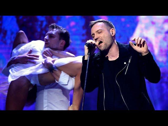 "Eurowizja 2018: Happy Prince – ""Don't Let Go"""