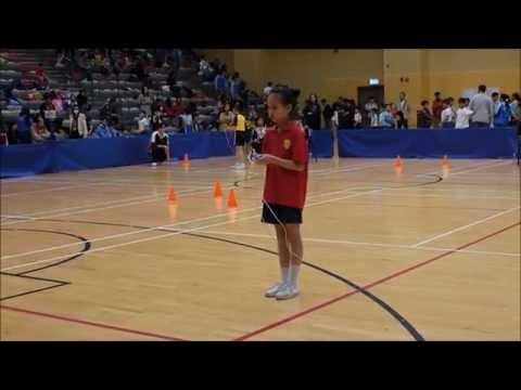 元朗朗屏邨東莞小學參加 ~ 全港中小學跳繩比賽 2013-Apr-7 (8)