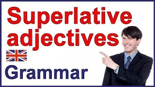 Superlatives | English lesson