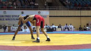 mojtaba asg  from iran vs sachin rathi from india