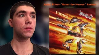 "Judas Priest-""Never the Heroes"" Reaction/Review"