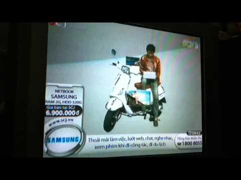 Quảng cáo Laptop Samsung