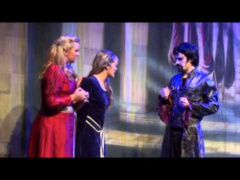Renmore Pantomime - Robin Hood and the Babes in the Wood - 2014