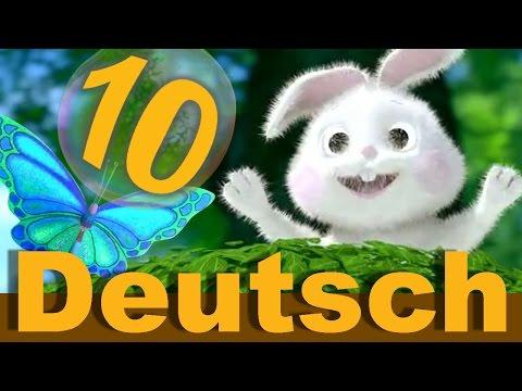 Zahlen Lied für Kinder 1-10 | Kinderlieder | LittleBabyBum