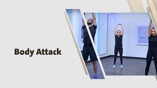 ناصر، رهام وروان - body Attack