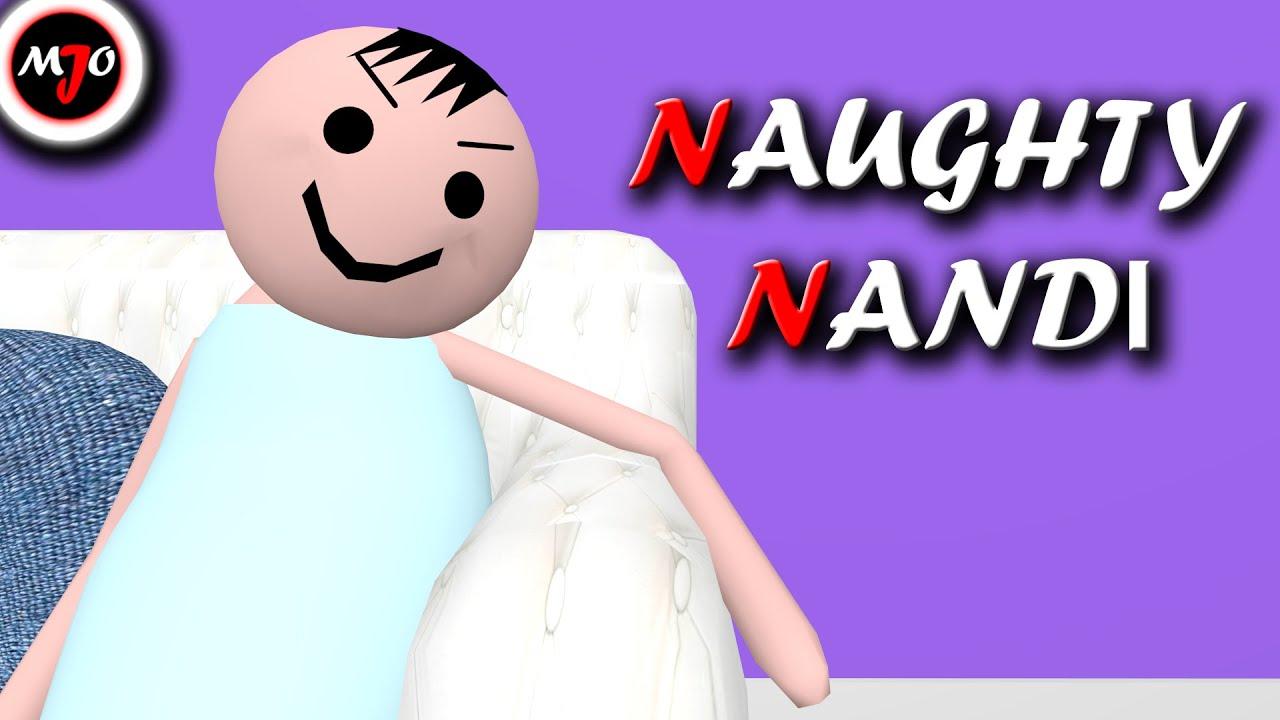 MAKE JOKE OF||MJO|| – NAUGHTY NANDI