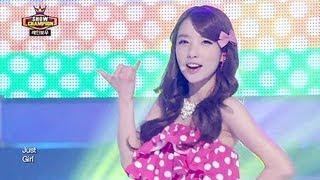 RAINBOW - Tell Me Tell Me, 레인보우 - 텔미텔미, Show champion 20130320