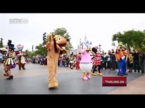 DISNEYLAND SHANGHAI : Mickey débarque en Chine