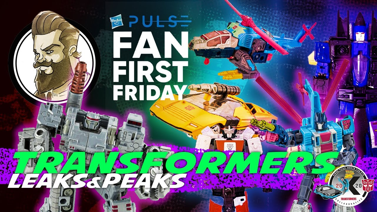 Fan First and leaks wrap up, it's been a big week! By Ham Man