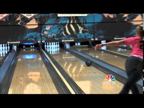 'Oh no, Kearsley's here' Girls bowling team keeps rolling