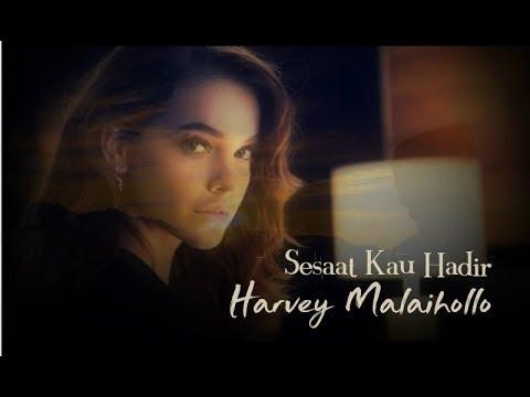 Sesaat Kau Hadir - Harvey Malaihollo (with lyrics)