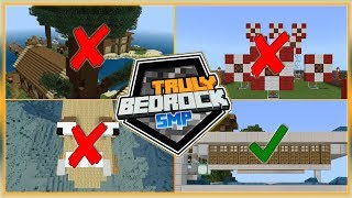 Truly Bedrock S0 EP24 : Villagers, Iron Farm and Failed Prankage [ Minecraft MCPE Bedrock Edition ]
