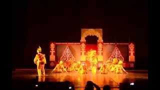 Parade Tari Daerah Prov. Riau 2014 INHU (Rengat) TERATAI KASIH