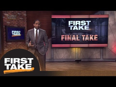 Stephen A. Smith desperate for new NBA storylines | Final Take | First Take | ESPN
