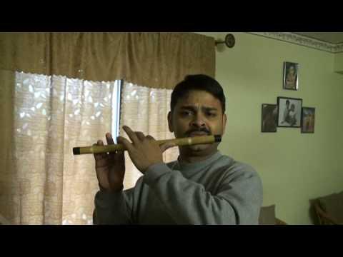 Man Dole Mera Tan Dole  - Flute Instrumental